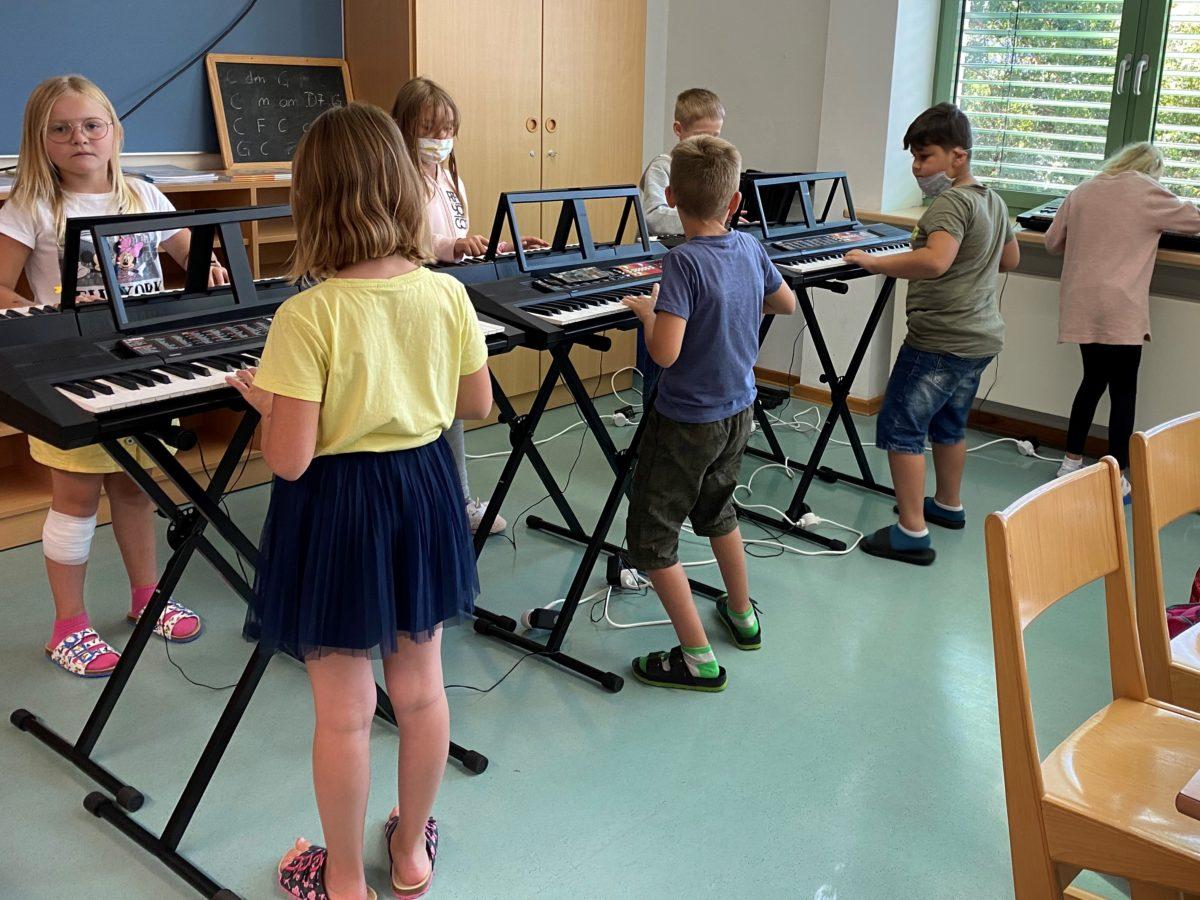 Keyboardklasse 3b Viereth